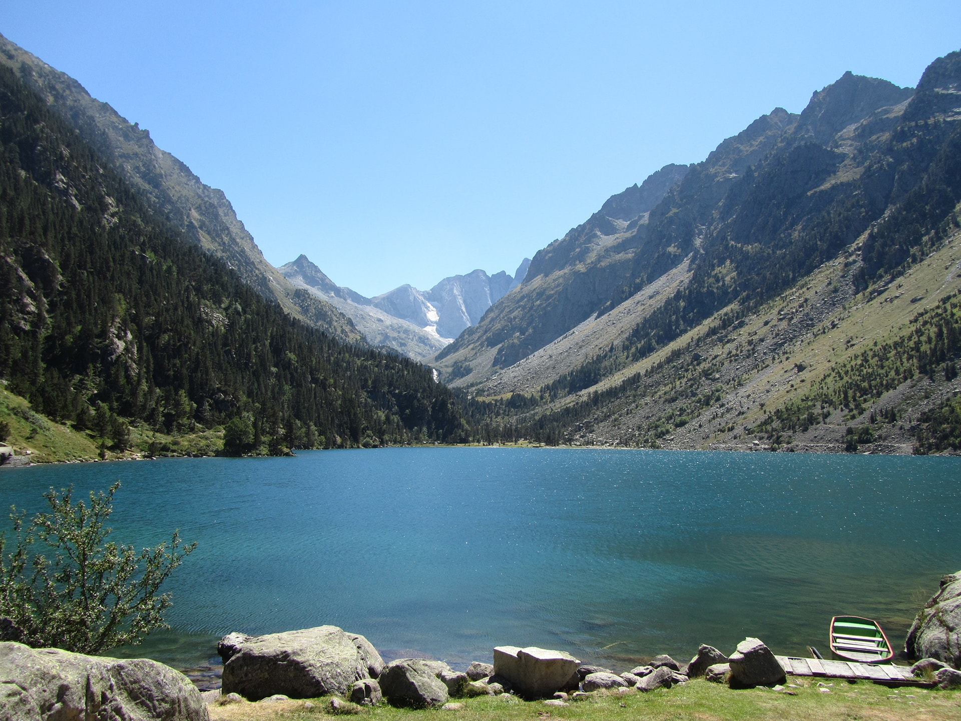Lac de Gaube - Hautes-Pyrénées (65)