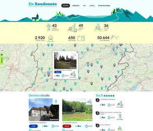 site En Randonnée .com